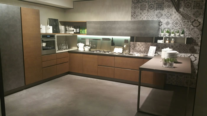 Ftl design for Cucine italiane design moderne